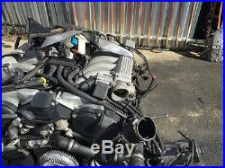 01 Bmw E38 750il V12 Engine Motor Wire Harness Assembly Tested Oem