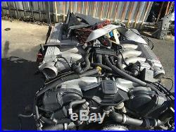 01 Bmw E38 750il V12 Engine Motor Wire Harness Assembly