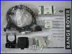 Pleasant 03 05 Range Rover Towing Tow Trailer Electrics Wiring Harness Kit Wiring Cloud Xeiraioscosaoduqqnet