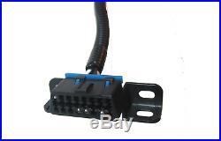 03-07 Vortec 4L60e Standalone Swap Wiring Harness DBW LS1 LSX Intake Multec