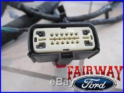 08 thru 10 Super Duty F250 F350 F450 F550 OEM Ford Engine Wiring Harness 6.4L