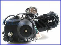 125cc Fully Auto Electric Engine Atv Motor Carburetor Wiring Harness I En16-set