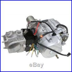 125cc Semi Auto Engine Motor 3 Speed Reverse QUAD ATV BUGGY Go Kart Wire Harness