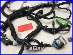 16 Chevrolet GMC 2500HD DURAMAX 6.6 LML COMPLETE ENGINE WIRING HARNESS LOOM 15
