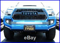 180W 30 LED Light Bar with Lower Bumper Bracket, Wiring For 16-up Toyota Tacoma