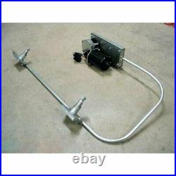 1932-55 Willys Wiper Kit w Wiring Harness glass socal 12-VOLT BRAND NEW exterior