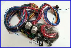 1934 1935 1936 Chevy Pickup Truck 12 Circuit Wiring Harness Wire Kit Chevrolet