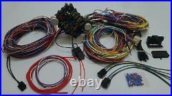 1947-54 Chevy Truck Pickup 21 Circuit Wiring Kit Wire Harness street rod gmc sbc