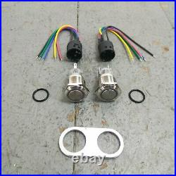 1947-59 Chevy GMC Pickup Truck & Suburban Power Window Kit wiring harness parts