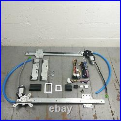 1948-56 F1 F100 Ford Truck Power Window Kit cut-to-fit bolt-in wiring harness