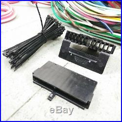 1949 1956 Plymouth or Chrysler Wire Harness Upgrade Kit fits painless terminal