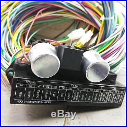 1953 1954 Chevrolet Bel Air Wire Harness Upgrade Kit fits painless fuse new V8