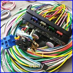 1955_1957_Chevy_Bel_Air_Wire_Harness_Upgrade_Kit_fits_painless_fuse_block_new_02_dx chevy wire wiring harness