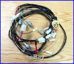 1957 1958 1959 Chevy Truck Under Dash Wire Harness New
