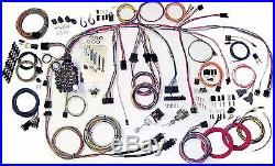 1960-66 Chevy Truck C10 American Autowire Classic Update Wiring Harness #500560