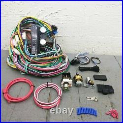 1961-64 Chevy Impala Main Wiring Harness Headlight Switch Kit sport 427 b body