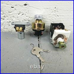 1962-67 Chevy II Nova Main Wiring Harness Headlight Switch Kit coupe 250ci 283