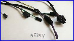 1964 1965 Chevy Pick Up Truck Under Dash Wiring Harness with Gauges AT MT