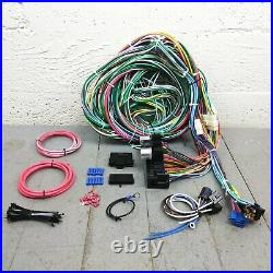 1964 1966 Ford Mustang Wire Harness Upgrade Kit fits painless compact new KIC