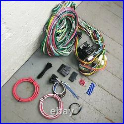 1964 1969 Plymouth Barracuda Wire Harness Upgrade Kit fits painless new update