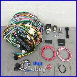 1964-66 GM A-Body Main Wiring Harness & Headlight Switch Kit chevy 330 400 389