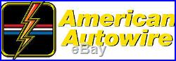 1964-67 Pontiac Gto Lemans Tempest Dash Wiring Harness