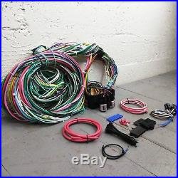 1966 1967 Dodge Plymouth Wire Harness Upgrade Kit fits painless update circuit