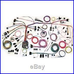 1967 1968 Chevy Camaro Wiring Harness Classic Update Kit