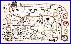 1967-75 Mopar A Body American Autowire Wiring Harness