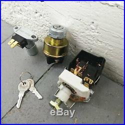 1967-79 Ford F1 Truck Main Wiring Harness Headlight Switch Kit xlt dana diesal