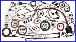 1968 1969 Chevelle American Auto Wire Wire Harness # 510158
