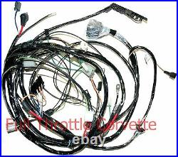 1968 Corvette Wiring Harness Forward Lamp US Made Reproduction C3 NEW