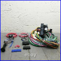 1971 1980 Volkswagen Wire Harness Upgrade Kit fits painless circuit terminal