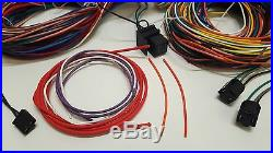 1973-1982 Chevy GMC Pickup Truck Wire Harness Universal Wiring Kit 21 Circuit 18