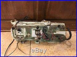 1973 1987 Chevy 100 MPH Tach Truck Dash Cluster Tachometer Gauge Vacuum