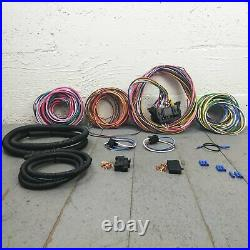 1973-1987 Chevy Truck 12 Fuse 103 Terminal Wiring Harness Fuse Panel Kit 350 c10