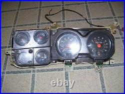 1973-1987 Chevy Truck K5 Blazer Dash Gauge Cluster W Tachometer 73-87 73-80