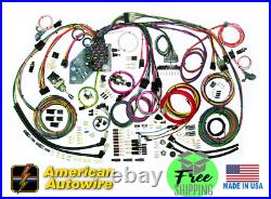 1973-82 Chevy C10 Truck American Autowire Classic Update Wiring Harness 510347