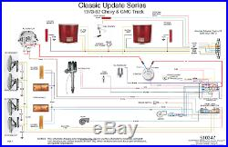 1973-82 Chevy GMC Truck Classic Update Wiring Harness American Autowire 510347