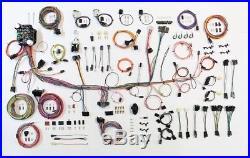 1974-78 Pontiac Firebird Classic Update Wiring Harness Complete Kit 510683
