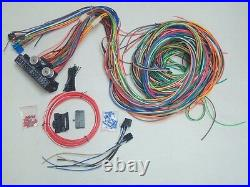 1978-87 Chevy El Camino 12v 24 Circuit 15 Fuse Wiring Harness Wire Kit Upgrade