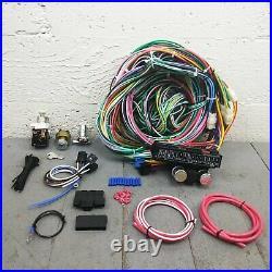 1978-87 Chevy El Camino Main Wiring Harness Headlight Switch Kit g body 267 229