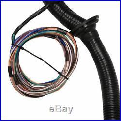 1997-2006 dbc ls1 standalone wiring harness with 4l80e 4 8 5 3 6 0 vortec  ev6 delp