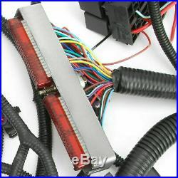 1998-2003 LS STANDALONE WIRING HARNESS w 4L60E DBC 4.8 5.3 6.0 Multec