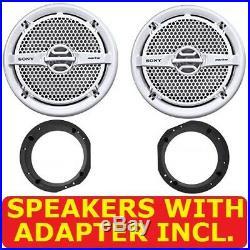1998-2013 HARLEY SONY MARINE BLUETOOTH AM/FM USB RADIO STEREO With SPEAKERSOPT XM