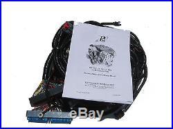 1999 2003 VORTEC 4.8 5.3 6.0 PSI STANDALONE WIRING HARNESS With4L60E (DBC)