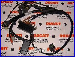 2000 Ducati 748 996 51011481A main wiring harness, factory brand new