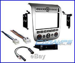 2003-2007 Murano Car Stereo Radio Dash Trim Mounting Bezel Kit W Wiring Harness