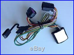 2010-17 Can-Am Spyder RT Trailer Tow Hitch With Wiring Harness