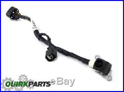 2013-2017 Dodge Ram Rear View Back Up Camera & Wiring Harness Replacement Mopar